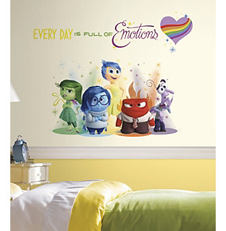 RoomMates Disney Pixar® Inside Out Burst Peel & Stick Gi