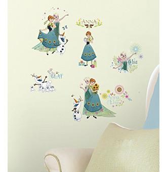 RoomMates Disney® Frozen Fever Peel & Stick Wall Decals
