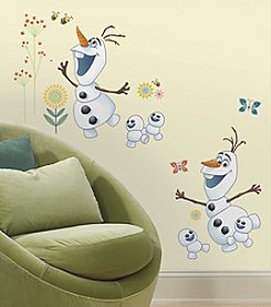 RoomMates Disney® Frozen Fever Olaf Peel & Stick Wall Decals