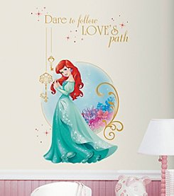 RoomMates Disney Princess® Ariel Peel & Stick Giant Wall Graphic