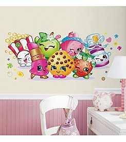 RoomMates Shopkins® Pals Peel & Stick Giant Wall Graphic
