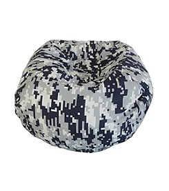 Ace Bayou Medium Digital Camouflage Bean Bag