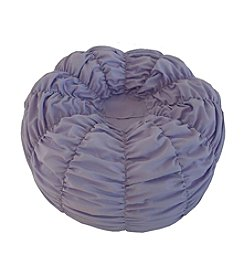 Ace Bayou Medium Cinched Lavender Bean Bag