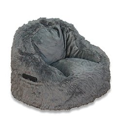 Ace Bayou Fur Tablet Pocket Chair