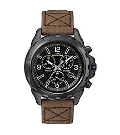 Timex® Men's Expedition Rugged Chronograph Watch