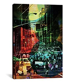 iCanvas Chaos by db Waterman Canvas Print