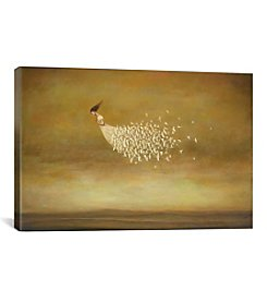 iCanvas Freeform by Duy Huynh Canvas Print