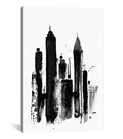 iCanvas New York I by Jeff Rogers Canvas Print