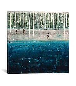 iCanvas Frozen by db Waterman Canvas Print