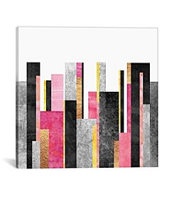 iCanvas Skyline by Elisabeth Fredriksson Canvas Print