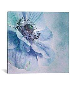 iCanvas Shades Of Blue by Priska Wettstein Canvas Print