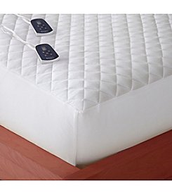 Shavel Home Products Micro Flannel® Electric Mattress Pad