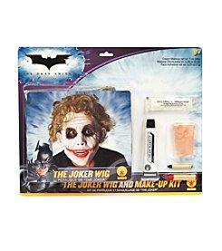 DC Comics® Batman: The Dark Knight Joker Deluxe Makeup Kit with Wig
