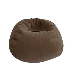 Ace Bayou Medium Solid Corduroy Bean Bag