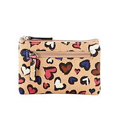 Relativity® Wild Hearts Card Key Coin Purse