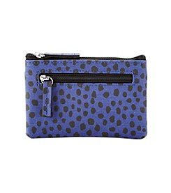 Relativity® Blue Dot Card Key Coin Purse
