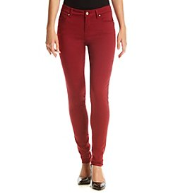 Celebrity Pink Mid Rise Body Sculpt Skinny Pants