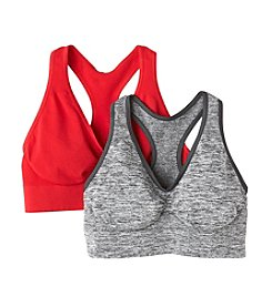 Hanes® 2-Pack Comfy Support Wire-Free Bra