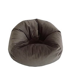 Ace Bayou Large Textured Velvet Bean Bag
