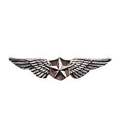 Novelty Pilot Wings Pin