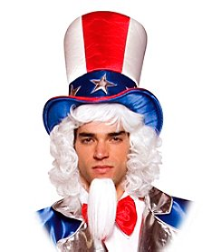 Uncle Sam Adult Top Hat