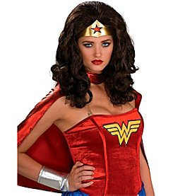 DC Comics® Wonder Woman Adult Wig