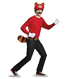 Nintendo® Super Mario Bros® Mario Raccoon Adult Kit