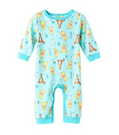 Nannette® Baby Boys Tigger & Pooh Coverall