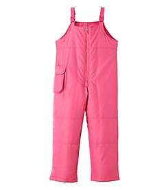 London Fog® Girls' 7-16 Snowbibs