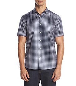 Michael Kors® Men's Tailored Fit Joseph Check Button Down Shirt