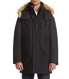 Andrew Marc® Men's Brewster Wool Parka
