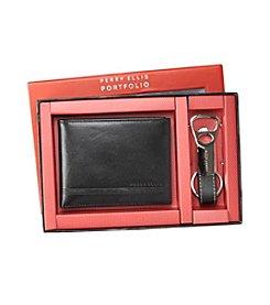 Perry Ellis Portfolio® Super Soft Passcase and Key Fob