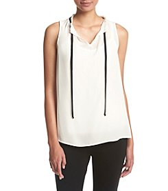 AGB® Solid Crepe Tank