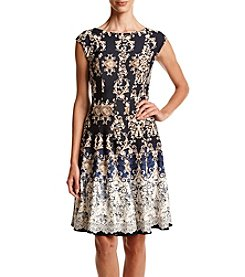 Gabby Skye® Pattern Dress