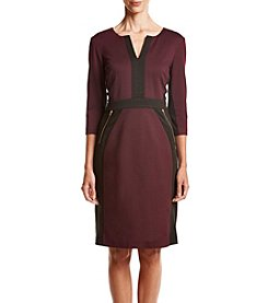 Gabby Skye® Solid Sheath Dress