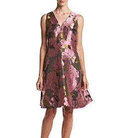 Ronni Nicole® Jacquard Party Dress