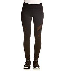 Marc New York Performance Compression Mesh Leggings