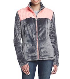 Exertek® Woven Yoke Mink Jacket