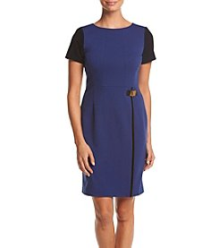 Ivanka Trump® Ponte Sheath Dress