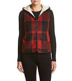 Ruff Hewn Hooded Menswear Vest