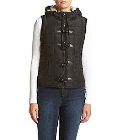 Ruff Hewn Hooded Sherpa Vest
