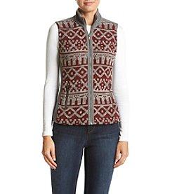 Ruff Hewn Fairisle Sweater Vest