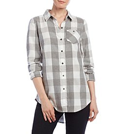 Ruff Hewn Plaid Tunic