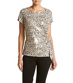 MSK® Embellished Top
