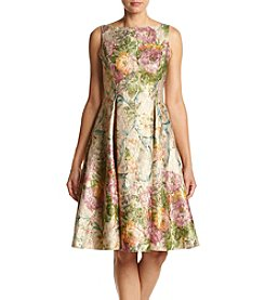 Adrianna Papell® Floral Print Party Dress