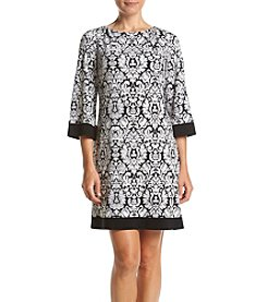 Jessica Howard® Petites' Printed Shift Dress