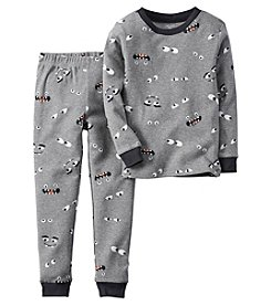 Carter's® Boys' 2-Piece Monster Eyes Pajama Set