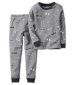 Carter's® Boys' 2-Piece Monster Eyes Pajama Set