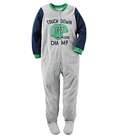 Carter's® Boys' One Piece Touchdown Champ Sleeper