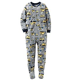 Carter's® Boys' One Piece Fleece Construction Sleeper